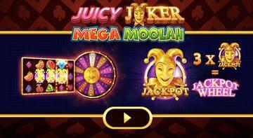 Juicy Joker Mega Moolah - en ny slot