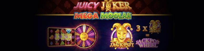 Nya sloten Juicy Joker Mega Moolah