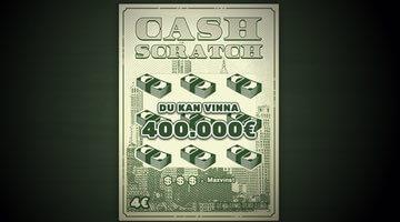 Cash Scratch - en ny slot