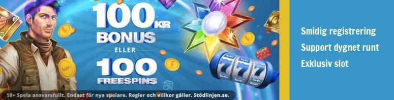 Twin casino med två bonusar att välja mellan