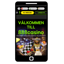 888 casino i mobilen