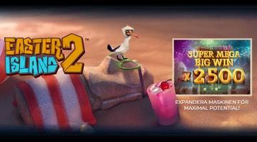 Nytt spel från Yggdrasil: Easter Island 2