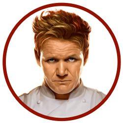 Gordon Ramsey I Hell's Kitchen slot