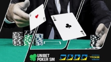 Omslagsbild för Poker-SM hos unibet