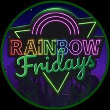 Rainbow Fridays logga