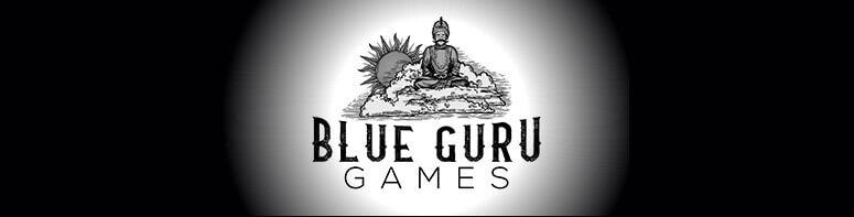Blue Guru Games logga