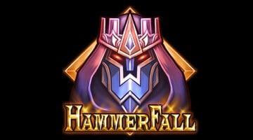Hammerfall slot från Play n GO