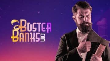 Nytt svenskt casino - Buster Banks