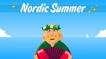 Nordic Summer - exklusiv slot hos Paf