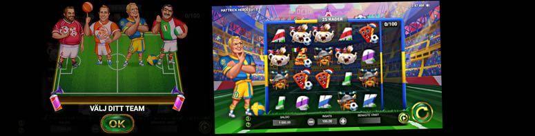 Hattrick Heroes - nytt spel