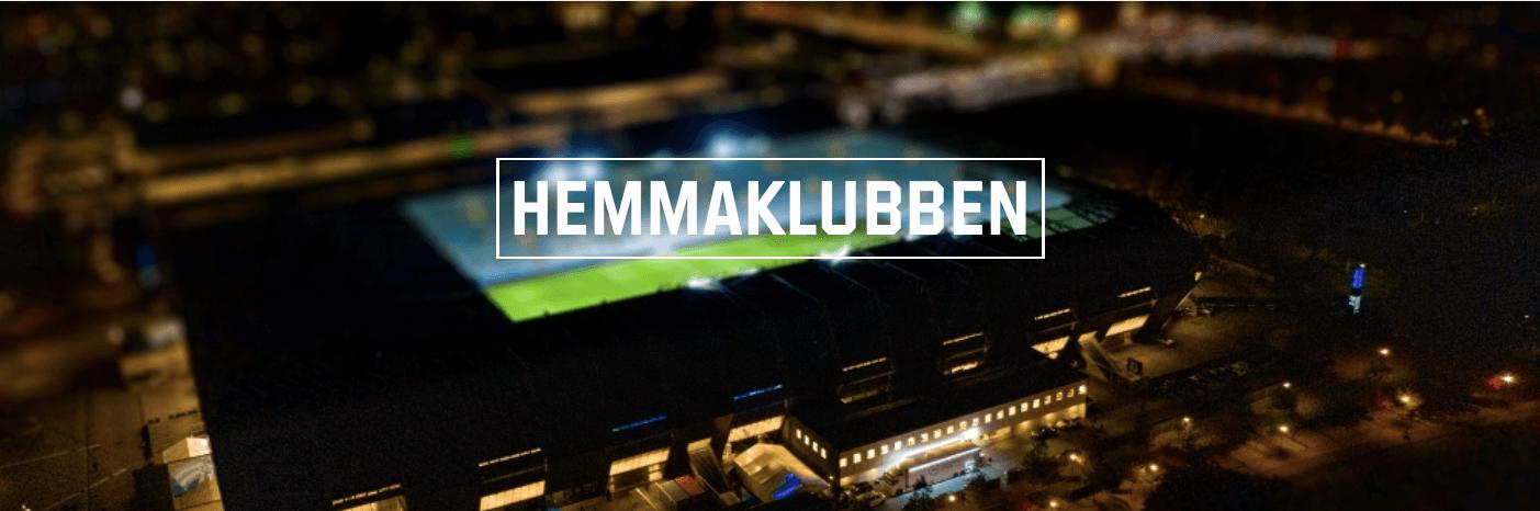 Hemmaklubben hos Unibet