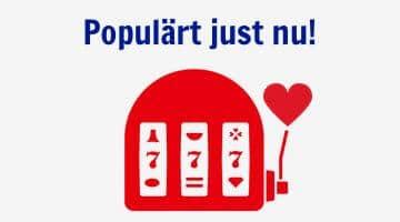 Populär spelautomat