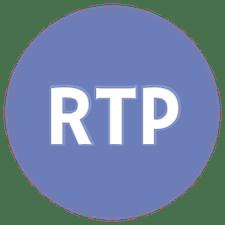 Bild med texten RTP casino