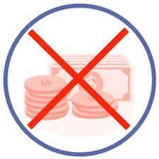 Uttag av pengar nekas hos casino